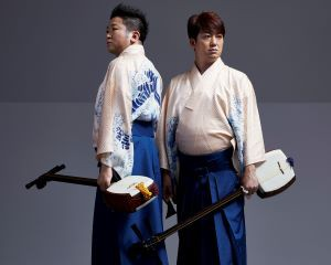 吉田兄弟[THE YOSHIDA BROTHERS]アー写