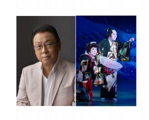 梅沢富美男と公演画像